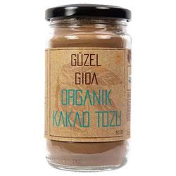 GÜZEL GIDA Organik Kakao Tozu 150g
