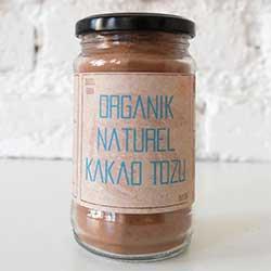 GÜZEL ADA GIDA Organik Naturel Kakao Tozu 150gr