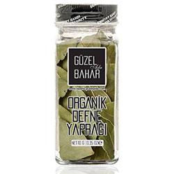 Güzel Gıda Organic Laurel Leaf Whole 10g