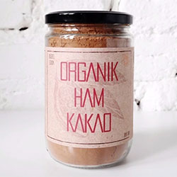 GÜZEL GIDA Organik Ham Kakao 320gr