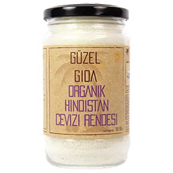 GÜZEL GIDA Organic Grated Coconut 110g