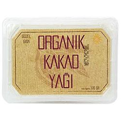 GÜZEL GIDA Organik Kakao Yağı 170g
