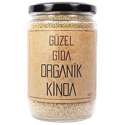 GÜZEL GIDA Organik Beyaz Kinoa  Quinoa  450g