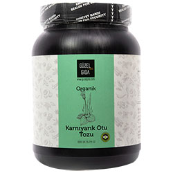 GÜZEL GIDA Organic Psyllium Husk Powder 1 Kg