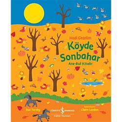 Hadi Gezelim: Köyde Sonbahar Ara-Bul Kitabı