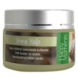 Happy Moments Organik Shea Yağı 50ml