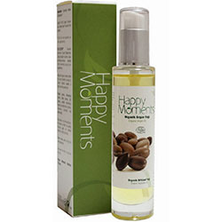 Happy Moments Organik Argan Yağı 50ml