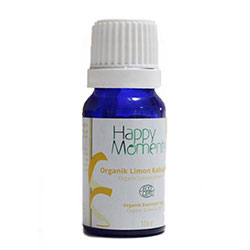 Happy Moments Organik Limon Kabuğu Yağı 10ml