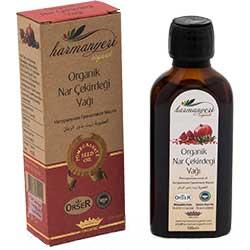 Harmanyeri Organic Pomegranate Seed Oil 100ml