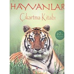 Hayvanlar Çıkartma Kitabı (Tübitak)