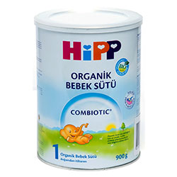 HiPP 1 Organik Combiotic Devam Sütü 900gr