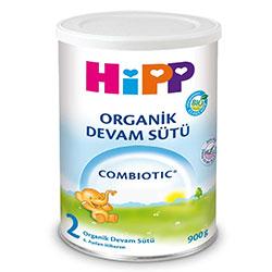 HiPP 2 Organik Combiotic Devam Sütü 900gr