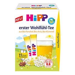 HiPP Organik İyi Geceler Karışık Bitki Çayı 15x5,4gr