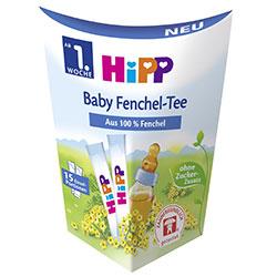 HiPP Organik Rezene Çayı 15x5,4gr