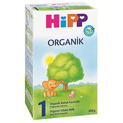 HiPP 1 Organik Bebek Sütü 300gr