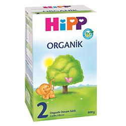 HiPP 2 Organik Devam Sütü 300gr