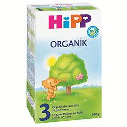 HiPP 3 Organik Devam Sütü 300gr