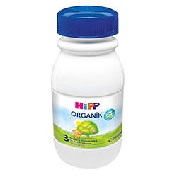 HiPP 3 Organik Sıvı Devam (Büyüme) Sütü 250ml