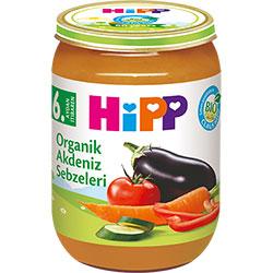 HiPP Organik Akdeniz Sebzeleri 190gr