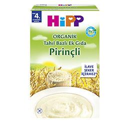 HiPP Organik Pirinçli Ek Gıda Kaşık Maması 200gr