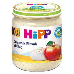 HiPP Organik Elmalı Sütlaç 200gr