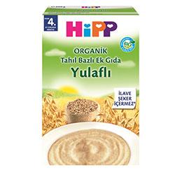 HiPP Organik Yulaflı Ek Gıda Kaşık Maması 200gr
