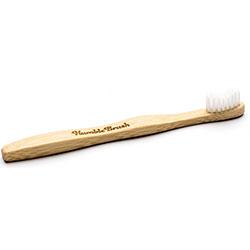 Humble Brush Bambu Diş Fırçası (Çocuk, Çok Yumuşak, Beyaz)