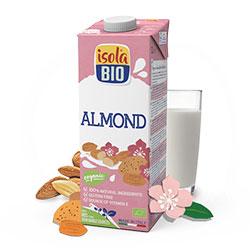 ISOLA BIO Organik Badem Sütü 1L