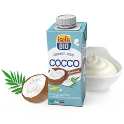 Isola Bio Organic Coconut Cream 200ml