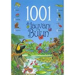1001 Hayvanı Bulun (Yaş 5+) (TÜBİTAK)