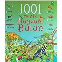 1001 Minik Hayvanı Bulun  Yaş 5+   TÜBİTAK