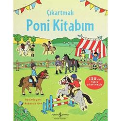 Çıkartmalı Poni Kitabım (İş Bankası Yayınları, Fiona Patchett)