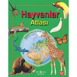 Hayvanlar Atlası (9-14 yaş) (Anita Ganeri)