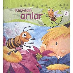 Keşfedin: Arılar (Yaş 6+) (TÜBİTAK, Alejandro Algarra)