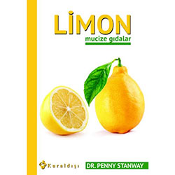 Mucize Gıdalar: Limon  Dr Penny Stanway