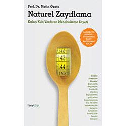 Naturel Zayıflama: Kalıcı Kilo Verdiren Metabolizma Diyeti (Prof.Dr.Metin Özata)