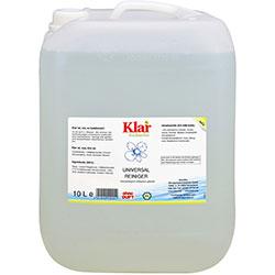 Klar Organik Genel Ev Temizleme Sıvısı (Çok Amaçlı Temizleyici) 10L