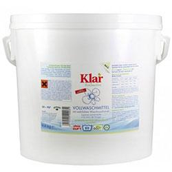 Klar Organik Çamaşır Yıkama Tozu  Waschnuss  4 4kg