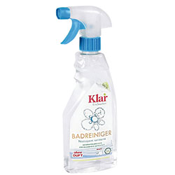 Klar Organic Bathroom Cleaner  Spray  500ml