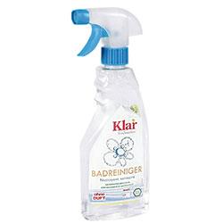 Klar Organik Banyo Temizleme Sıvısı (Spreyli) 500ml
