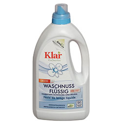 Klar Organic Washing Up Liquid  Sensitive  1 5L