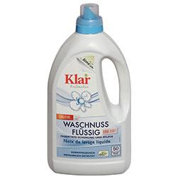 Klar Organik Çamaşır Yıkama Sıvısı (Waschnuss 3