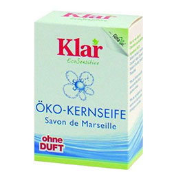 Klar Organik Leke Çıkarıcı Sabun 100gr