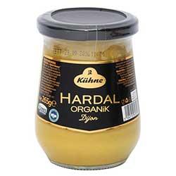 Kühne Organik Dijon Hardal 265gr