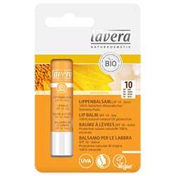 Lavera Organik Güneşten Koruyucu Lip Stick - SPF 10 Faktör 4.5gr