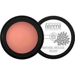 Lavera Organik Naturel Mousse Blush Krem Allık (01 Classic Nude)