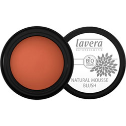 Lavera Organik Naturel Mousse Blush Krem Allık (02 Soft Cherry)