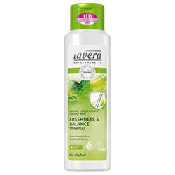 Lavera Organik Şampuan (Yağlı Saçlar için Dengeleyici ve Yenileyici) 250ml