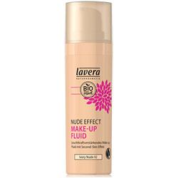 Lavera Organik Ten Efekti (Nude Effect) Renk Verici Fluid  (02 Ivory Nude)