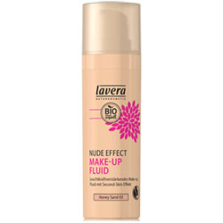 Lavera Organik Ten Efekti (Nude Effect) Renk Verici Fluid (03 Honey Sand)